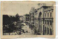 1 Postcard Comunidad Valenciana Valencia Sagrario De San Francisco  pcmixmix1417