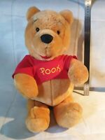 Large Winnie The Pooh Plush Toy Authentic Disney Store Exclusive Plush 15 inches