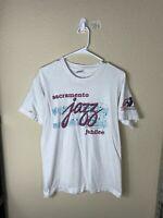 Mens Medium Sacramento Jazz Jubilee USA MADE 90s VTG Festival Graphic Shirt