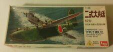 LS Kawanishi Emily Type 2 Flying Boat Japanese Navy 1:144 Scale Model
