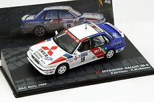 Mitsubishi Galant VR-4 #19 RAC Rallye 1989 Airikkala, McNamee 1:43 Altaya