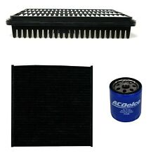 Engine Oil Air Carbon Cabin Filter Kit ACDelco Pro For Lexus GX470 03-09 V8 4.7L