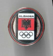 Rio 2016 Olympic Games Committee of Albania NOC Pin.