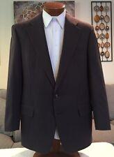 Ermenegildo Zegna 100's Gray 2 Btn Suit Sz 42 R Excellent!