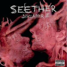 Disclaimer Ii (Cd Only) - Seether (2004, CD NEUF) Explicit Version