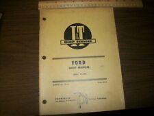Ford I&T Shop Manual 8000
