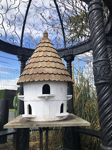 Dovecote birdhouse large suitable for 8 pairs of doves Dove cote