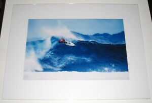 Andy Irons and JJF Matted Photo Print Package Deal ---- by Pete Frieden