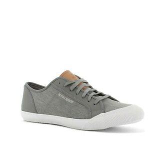 Le Coq Sportif Deauville Craft 1820066 Grau Grey 43 Schuhe Sneaker Trainers