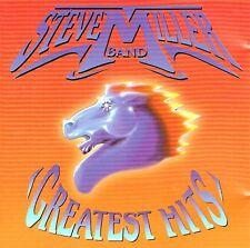 CD - STEVE MILLER BAND - Greatest hits