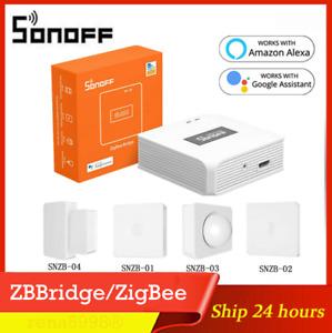 SONOFF Smart Home Zigbee Wireless RC Motion Sensor / Window Sensor/ WiFi Switch@
