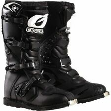 O'Neal Racing Rider Boots - Black, All Sizes