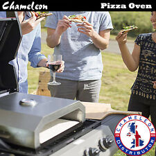 Outdoor Garden Pizza Oven Gas or Charcoal BBQ Fuelled Grill