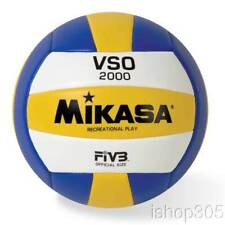 Mikasa VSO2000 FIVB Replica Volleyball Recreational Outdoor Game Ball