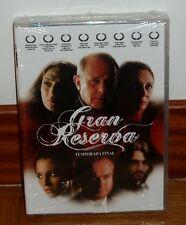 GRAN RESERVA-TEMPORADA FINAL-PRECINTADO-NUEVO-SERIES-6 DVD-NEW-SEALED-DRAMA
