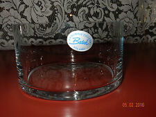 "Badash Handmade Crystal 5"" Bowl Made in Poland Mint!!!"