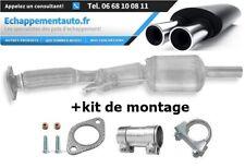 Filtres à particules Dacia Duster 4x4 1.5 DCI 200108023R 200100628R 200102275R