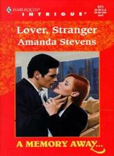 Lover, Stranger (Intrigue)-Amanda Stevens