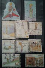 2019 La Petit the little price set ¥84 10 Japan Stamps