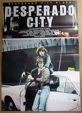 Desperado City - Siemen Rühaak - Beate Finckh - A1 Filmposter Plakat (x-129