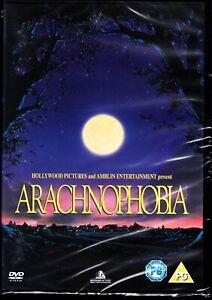 Arachnophobia (DVD, 1990)