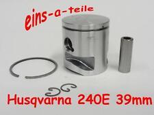 Kolben passend für Husqvarna 240 E 39mm NEU Top Qualität