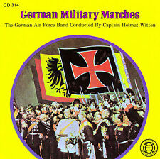 NEW German Military Marches (Audio CD)