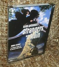 Strangers On A Train Dvd, New And Sealed, Alfred Hitchcock'S Classic Thriller