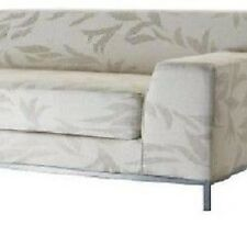 Ikea Kramfors right one arm love seat  sofa natural kvilla slipcover