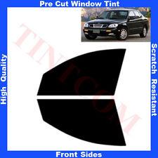 Pre Cut Window Tint Daewoo Leganza 4Doors Saloon 1997-2003 Front Sides Any Shade