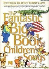 (Good)-The Fantastic Big Book of Childrens Songs (Pvg) (Paperback)--0634068202