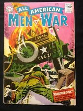 ALL AMERICAN MEN OF WAR #48 VG/VG- Condition