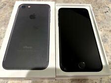 New listing Apple iPhone 7 - 32Gb - Black (Unlocked) A1660 (Cdma + Gsm) - New EarPods - Nr