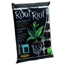 ROOT-RIOT-TRAY X 24 CUBES