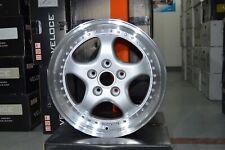 "Veloce 3.6 Alloys wheels rims 18"" Porsche fitment 911 993 964 996 928 944"
