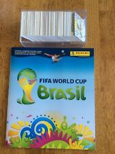 2014 Panini World Cup Soccer Sticker Loose Album New Complete 642 Set Combo Lot