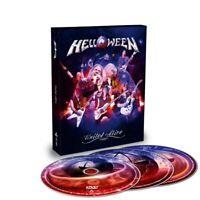 HELLOWEEN - UNITED ALIVE DIGIBOOK 3 DVD NEU+