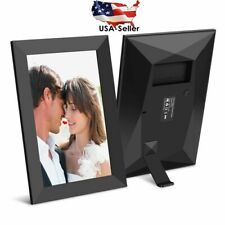 """10.1"""" WiFi Digital 1080P Full HD IPS Touch Screen Electronic Photo Picture Frame"""
