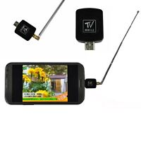 Mini Digital DVB-T Micro USB Mobile HDTV Tuner Stick Receiver for Android Phone