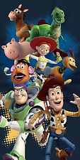 Disney Toy Story The Great Escape Cotton Beach Bath Towel 70 X 140cm