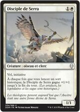 MTG Magic DOM - (x4) Serra Disciple/Disciple de Serra, French/VF