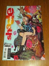 SHADE CHANGING GIRL #1 DC COMICS VARIANT