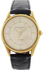 Men's Vintage Vacheron Constantin 18K Yellow Gold Watch