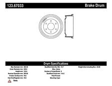 123.67033 - Centric Brake Drum