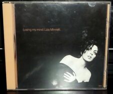 LIZA MINNELLI LOSING MY MIND 1 TRACK PROMO CD SINGLE PET SHOP BOYS RESULTS