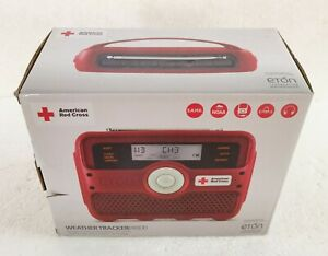 Eton ARCFR800 American Red Cross Weather Tracker NOAA and S.A.M.E. Weather Radio