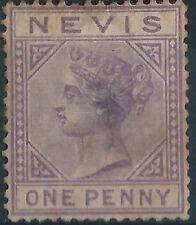 St Kitts & Nevis (until 1983)