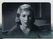 Twilight Zone Series 4 S&S Quotable Twilight Zone Chase Card Q4