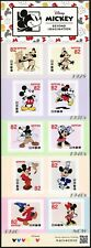 Japan 2018 Disney Micky und Minnie Maus Zeichentrick Kleinbogen Postfrisch MNH