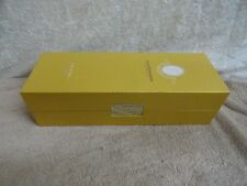 2009 Cristal Champagne Louis Roederer  750ml Bottle Display Box Empty With Book